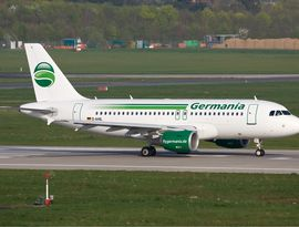 В Баден-Баден с Germania Airlines